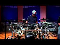 Tony Royster Jr. Drum Solo - Drumeo Edge (Solo #3 of 4) - YouTube