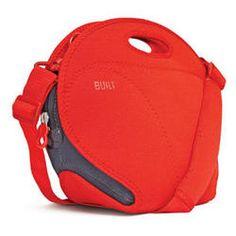 Built  Cargo Camera Bag - Orange (Medium) 70.00