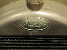 1923 Humber radiator badge