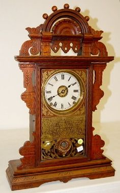 Seth Thomas Eclipse Clock.  Antique alarm clock.  I have this clock.