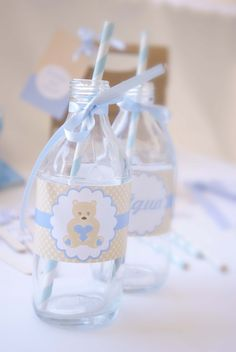 baby shower ideas | Hazlo especial...: Decoración Baby Shower, Bautizo o Nacimiento para ...