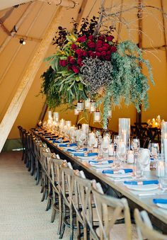This is what we are picturing for the tipi though changed slightly to suit the flowers/foliage we are going with.
