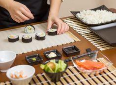 Sushi-Kurs in Mannheim - für alle Fans von Maki, Nori, Wasabi