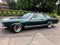 Bid for the chance to own a 1965 Buick Riviera Gran Sport at auction with Bring a Trailer, the home of the best vintage and classic cars online. Pontiac Gto, Chevrolet Camaro, Chevy, 1965 Buick Riviera, 1966 Gto, Buick Cars, Der Bus, Street Racing, Us Cars