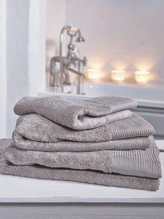 Nordic Spa Towels - Natural
