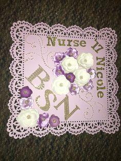 Nursing graduation cap RN-BSN