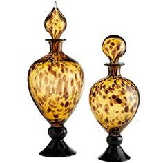 These are fun as well! I love the jars and vases Pier 1 has. Have the small one want the big one too