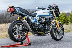 CB750F SuperSport