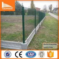 Source American Wholesale Cheap Galvanized No Dig Fence On M.alibaba.com