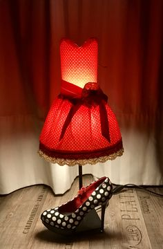Fabulous Rockabilly Lampe