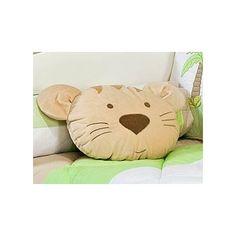 Almofada Tigre - Coleção Baby Selva. R$42,10
