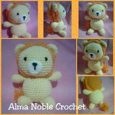 Facebook Alma Noble Crochet