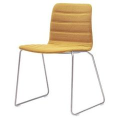 Jakob Wagner stol jw01 - Maybe in white or another colour? Cool chair!