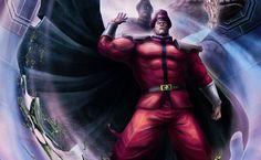 Street Fighter X Tekken M Bison HD Wallpaper