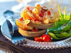 Découvrez la recette Salade de langouste aux artichauts et noisettes sur cuisineactuelle.fr.