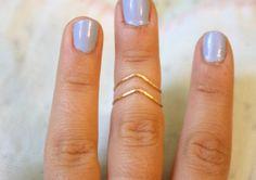 LOVE Knuckle Rings