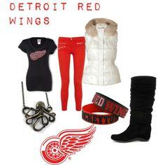Detroit Red Wings Detroit Red Wings Detroit Red Wings