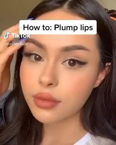 Maquillage On Fleek, Edgy Makeup, Cute Makeup, Gorgeous Makeup, Contour Makeup, Skin Makeup, Makeup Looks Tutorial, Lip Tutorial, Makeup Tutorials