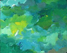 Rachel Andrews - beautiful green.
