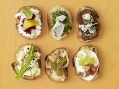 50 Easy Toast Toppers : Recipes and Cooking : Food Network