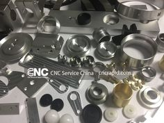 CNC Machined Components, Custom precision milling turning parts shop
