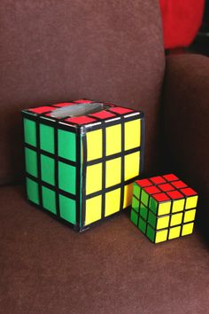 Rubiku0027s Cube #ValentinesBox