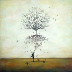 Duy Huynh artwork - selected archives from the Charlotte NC based, Vietnamese born artist. Poetic and contemplative acrylic paintings.