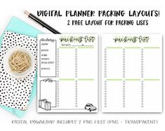 Biggest Mom life hack - digital planning - fully customizable and unbelievably convenient (June & Lucy Digital Planner on Etsy) Weekly Planner Printable, Planner Pages, Planner Stickers, Packing List Template, Movie Tracker, Selling Design, Printables, Lettering, Staying Organized