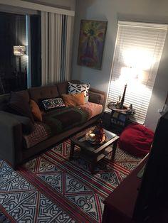 Boho Studio Apartment