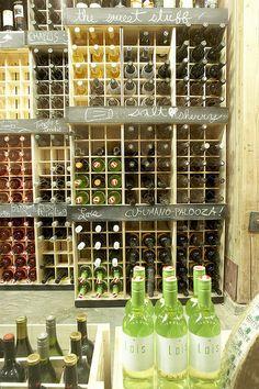 Basement wine room idea...beautiful!