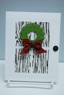 Tracy's Card Closet: Christmas cards