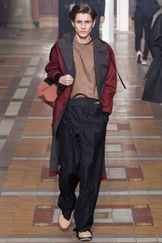 Lanvin Men 2015 Spring Summer Collection Paris Fashion Week 034 6 Trends from Paris Fashion Week Spring/Summer 2015 Lanvin, Vogue Paris, Men's Collection, Summer Collection, Fashion Show, Mens Fashion, Paris Fashion, Fashion 2015, High Fashion