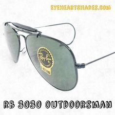 Buy RB 3030 Outdoorsman at EyeHeartShades.com #rayban #raybans #sunglasses #surf #surfing #beautiful #beach #cable #outdoorsman #outdoors #fishing #sports #fashionaccessories #fashion #menssunglasses Ray Ban Sunglasses, Mirrored Sunglasses, Beautiful Beach, Ray Bans, Surfing, Fashion Accessories, Cable, Fishing, Jewelry Design