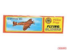 發泡膠飛機於八十年代興起