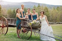 The Bridal party by SBS