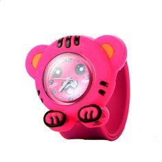 Dětské značky hodinky módní křemenné kožené řemínek náramkové hodinky  kreslené hodinky pro dívky a chlapecké sportovní hodiny bf1dfdafd7e