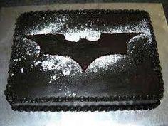 Resultado de imagen para batman dark knight cake
