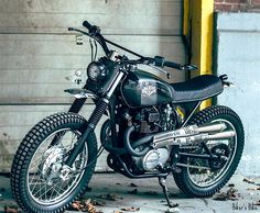 Biker's Bike : Photo