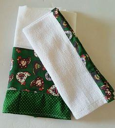 Consulte as estampas disponíveis!!!!    Pano de Prato Sacaria 72x45cm  Paninho de Pia sacaria 41x33cm  Com aplicação e detalhes em tecido 100% algodão....