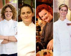 Top 15 Badass Women Chefs in America