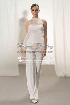 b0986f5ae132 2019 的 86 张 bridal jumpsuit pantsuits 图板中的最佳图片 主题 ...