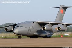 Xian Y-20 - China - Air Force