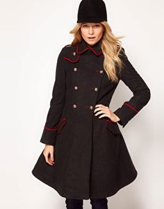 Oh, coat. I wish I had seen you before you were sold out. You are adorable.