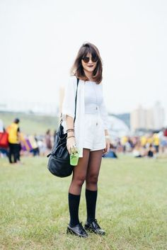 Confira os melhores looks do primeiro dia do Lollapalooza 2015 | MdeMulher
