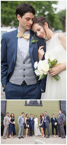 Marriage: real wedding ~ a summer DIY wedding