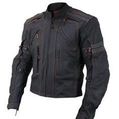 Vulcan Men's VTZ-910 Street Motorcycle Jacket - LeatherUp.com
