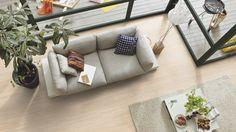 Meister Parkett Premium PC 400 Style lebhaft Esche weiß 8123 Fineline
