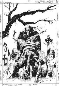 Batman #453 by George Pratt *