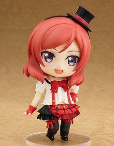 Goodsmile.info - Nendoroid Maki Nishikino (Love Live! School Idol Project)