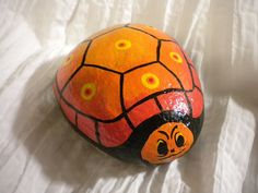 All sizes | Orange turtle rock | Flickr - Photo Sharing!